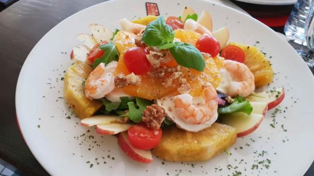La Gioconda (Praia da Rocha) Sugestão do chef