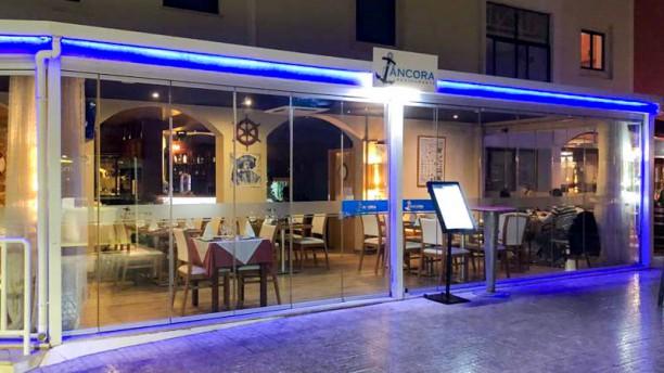 Restaurante Ancora Fachada