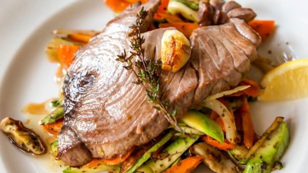 Bocaton gourmet Sugerencia del chef
