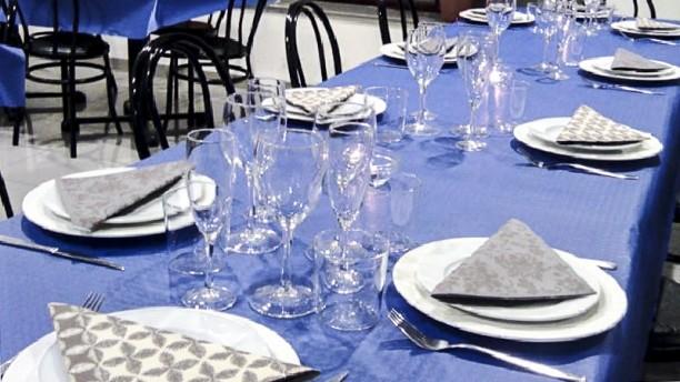 Casal Agramuntí Vista mesa