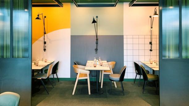 Novotel café - Paris Gare de Lyon Salle du restaurant