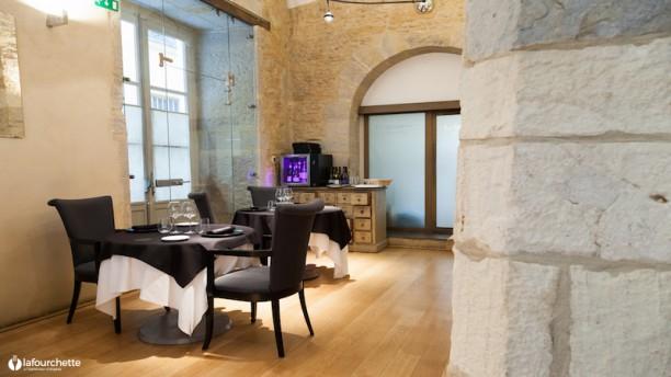 Restaurant A Lyon La Quintessence
