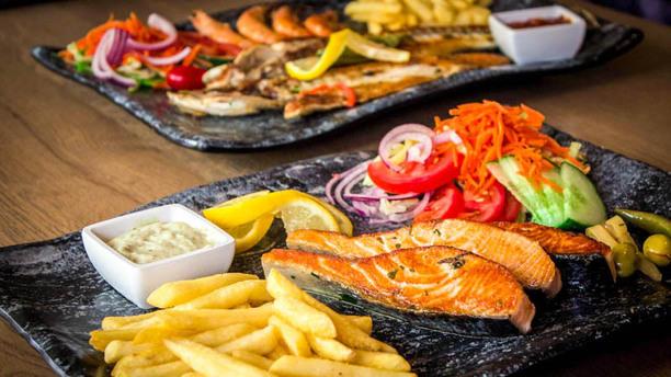 Andaluce Suggestie van de chef