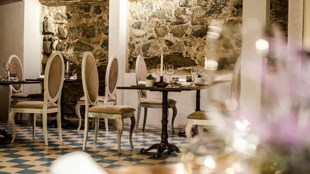 restaurantes romantico Hospe