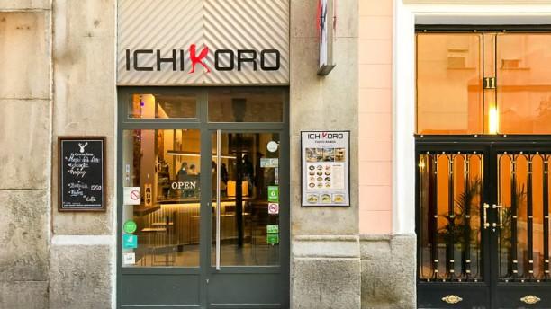 Ichikoro Madrid Entrada