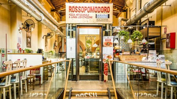 Rossopomodoro Bologna Entrata