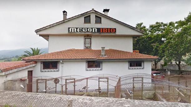 Mesón Ibio Vista exterior
