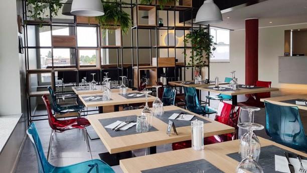 The Buffalo Restaurant Vista sala