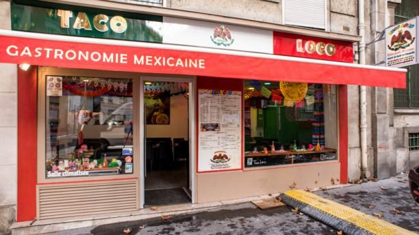 Taco Loco Entrée