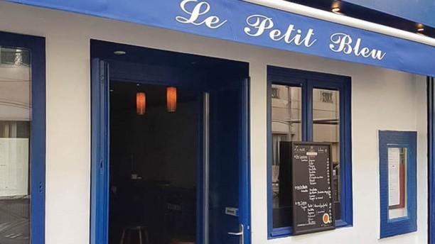 Le Petit Bleu - Saint Maur Devanture