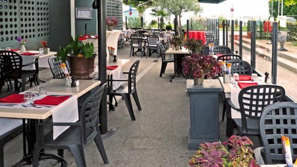 Le Grand Café Terrasse