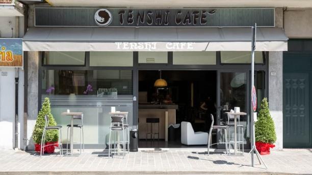 Tenshi Cafè entrata