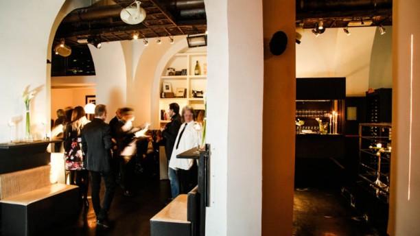 La Garçonne Restaurant & Music Vista sala per feste
