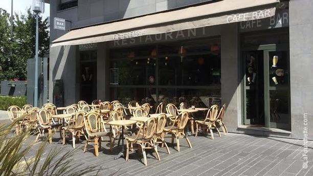 Restaurante la terrasse en asni res sur seine opiniones - Jardin suspendu terrasse asnieres sur seine ...