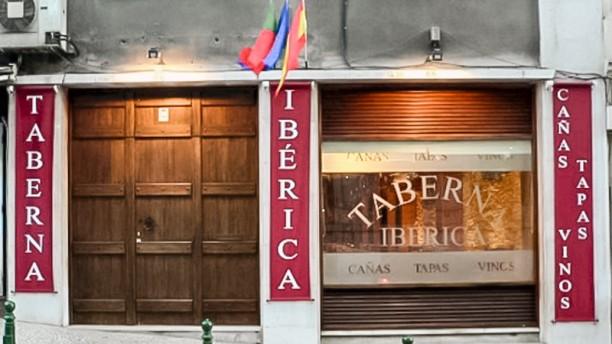 Taberna Ibérica entrada