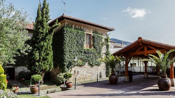 Convento San Roque Jardin Exterior