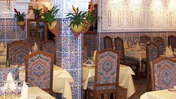 Auberge d'Agadir Salle du restaurant