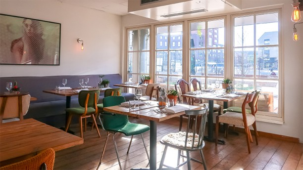 Brasserie &ZO Restaurantzaal