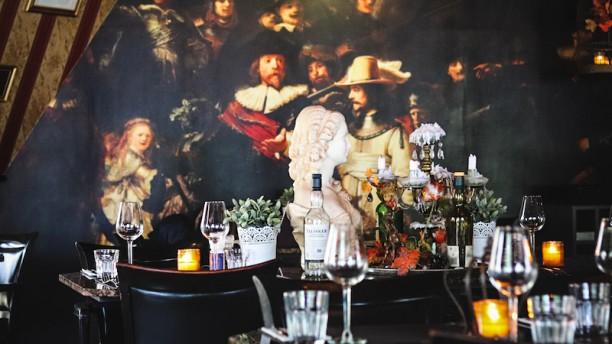 Bij Rembrandt Restaurant Bij Rembrandt Heerhugowaard