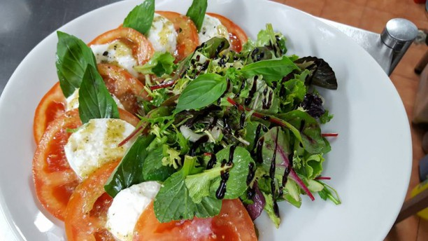 Singlo Ensalada de Tomate Mozzarella