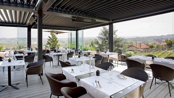 Bar & Grill Terrace by Osteria Arborina Terrace