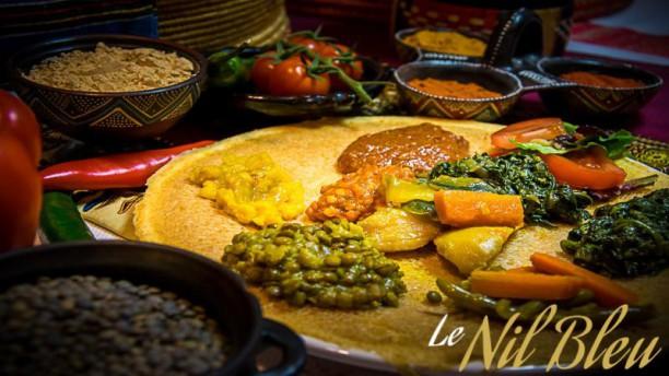 Restaurant le Nil Bleu Suggestion de plat