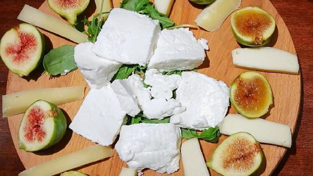 Agriturismo La Ginestra Tagliere di fichi e formaggi