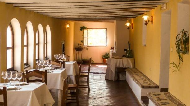 El Cenador de las Monjas Galería del claustro del Convento