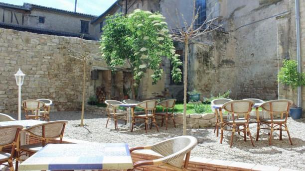 Le Jardin du Clocher Terrasse