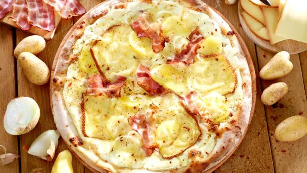 Pizza Paï Arras La Savoyarde