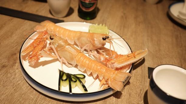 Sabor Jiang 匠味 Sugerencia del chef