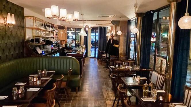 Bistrot Chez Soi - Restaurant - Paris