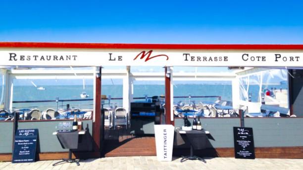 Le M Île-de-Ré Terrasse