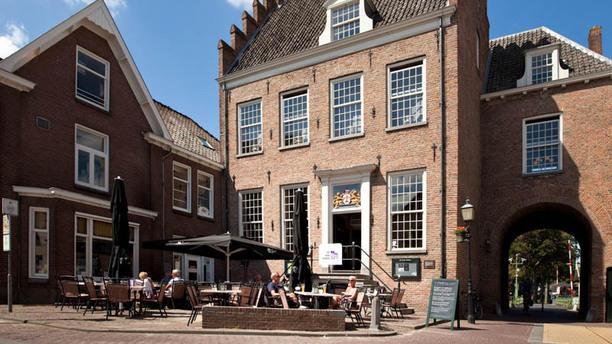 Het Oude Stadhuis Het restaurant