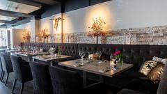Restaurant en lounge Settlers