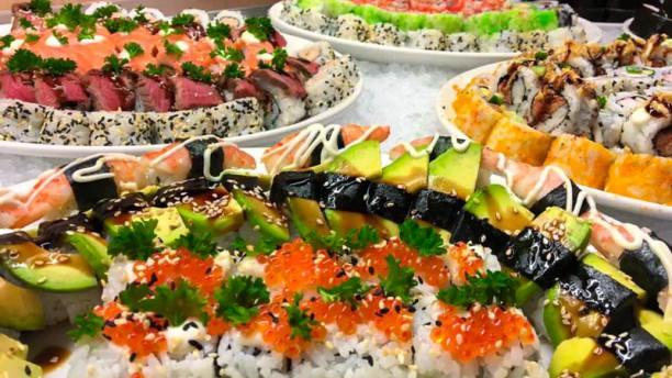 Wiro Wok Sushi gerechten
