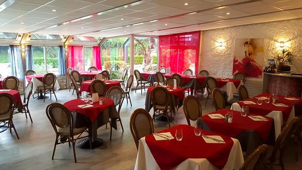 El Brasero Salle du restaurant