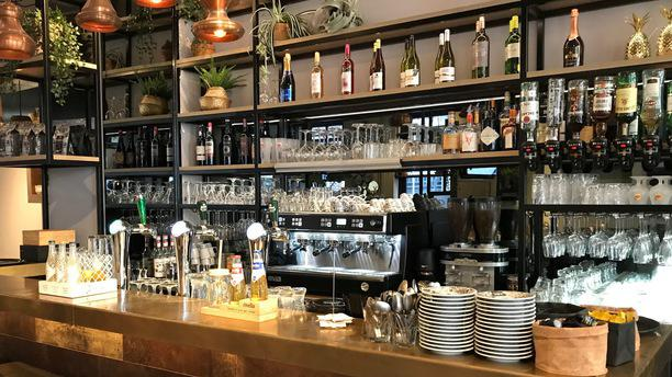 Restaurant Sixty-Four (Hotel de Prince) Bar