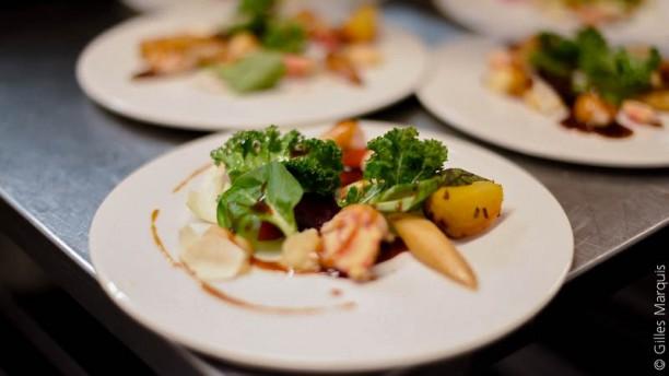 W verbier pr sente haute cuisine in bagnes restaurant for W kitchen verbier menu