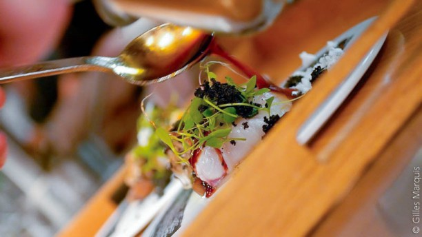 Restaurante w verbier pr sente haute cuisine en bagnes for W kitchen verbier menu