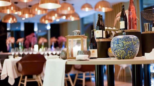 W Verbier présente : Haute Cuisine Vue de la salle