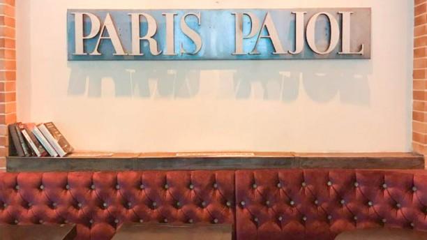 Bobar Paris Pajol Salon du restaurant