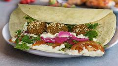 Le Monde du Falafel