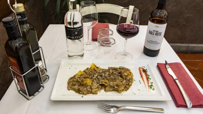 Suggerimento dello chef - Trattoria dall'Oste Chianineria - Duomo, Firenze