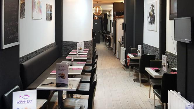 Vue de la salle - Japan Eat, Paris