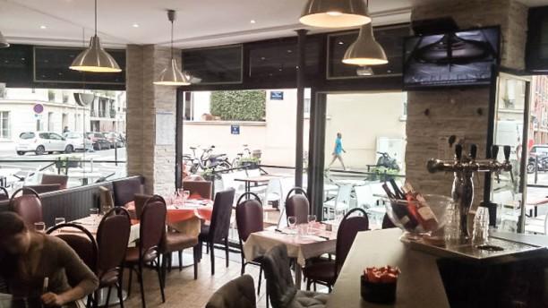 Le Tilleul Restaurant 21 Rue Des Tilleuls 92100 Boulogne