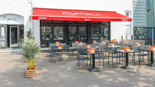 Boca's Breda ingang