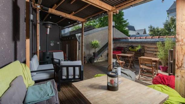 O Dix Vins Terrasse
