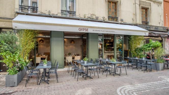 Gypse - Restaurant - Montreuil