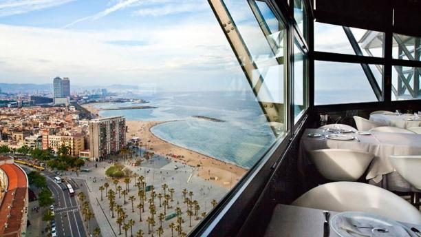 Torre d'Alta Mar Detalle Vistas